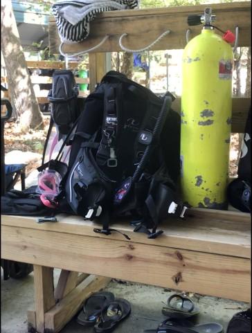 My gear setup - Sept 2017